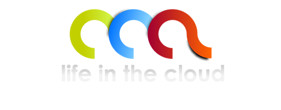 Logo life in the cloud